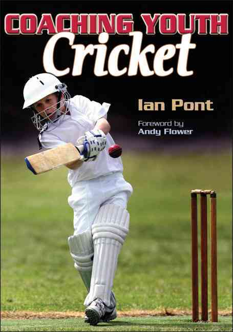 Coaching Youth Cricket By Pont, Ian