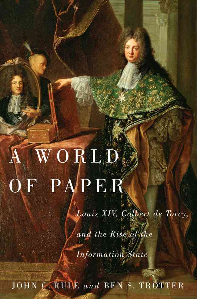 A World of Paper By Rule, John C./ Trotter, Ben S.