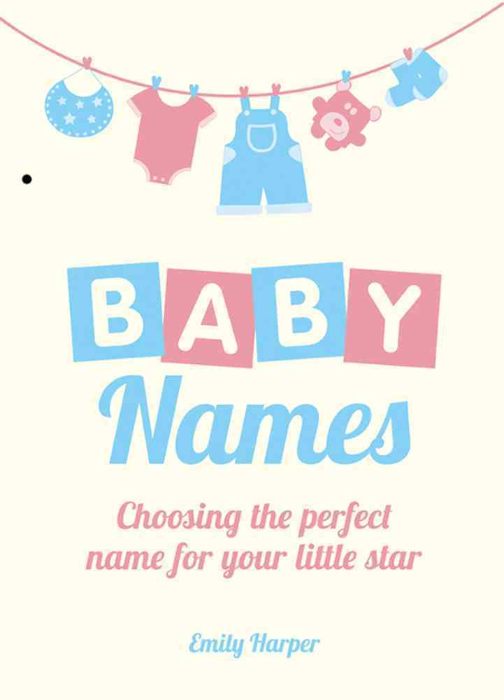 Baby Names By Harper, Emily