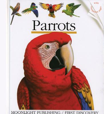 Parrots By Galeron, Henri/ Galeron, Henri (ILT)